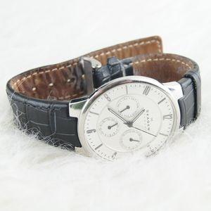 Skagen | Genuine Leather Watch